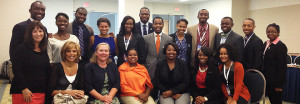 Congressional Black Caucus Foundation - Admissions Information Session, Fall 2013