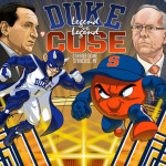 """Cuse v. Duke  by Michael Borkowski ."