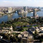 AU- Cairo -A destination for some MA IR students