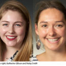Inaugural Palmer Fellows – Katherine Gibson & Haley Smith