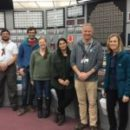 "Students Visit Nine-Mile Nuclear Facility for ""Responding to Proliferation"" course with Professor deNevers"