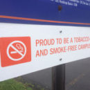 SU Adopts New Smoke-Free Campus Policy